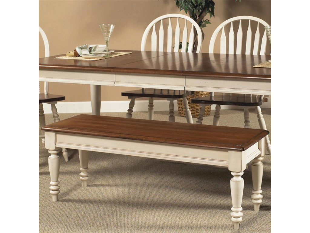 Liberty Furniture Low CountryBench