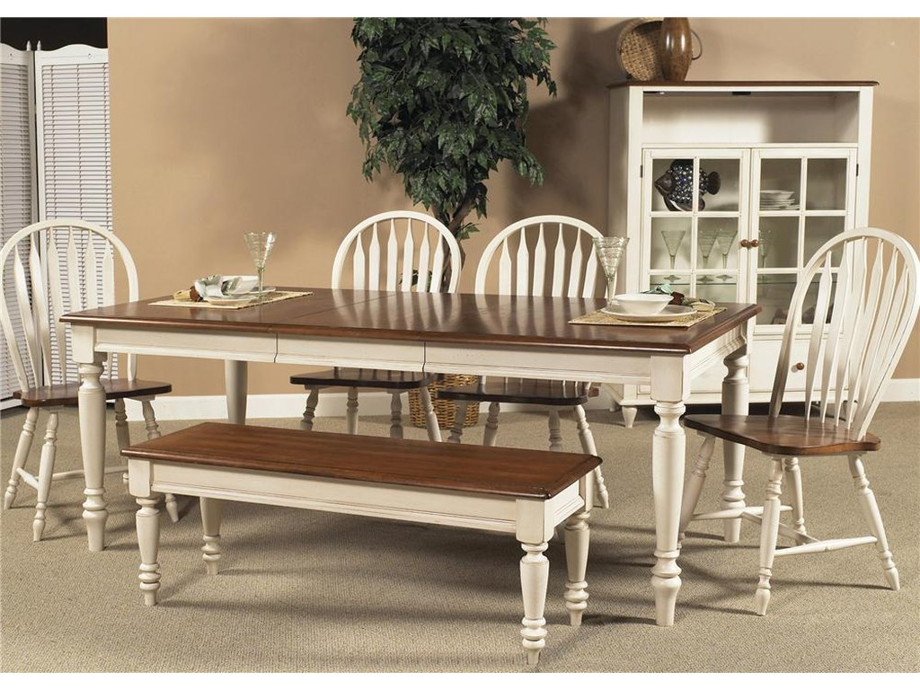 Liberty Furniture Low CountrySix Piece Dining Set