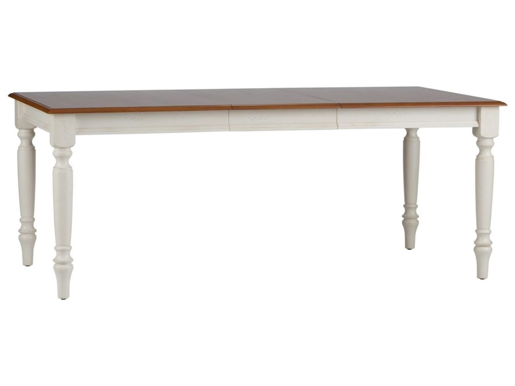 Liberty Furniture Low CountryRectangular Dining Table