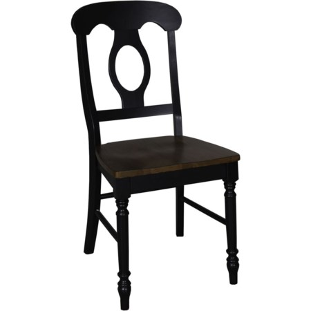 Napoleon Back Side Chair