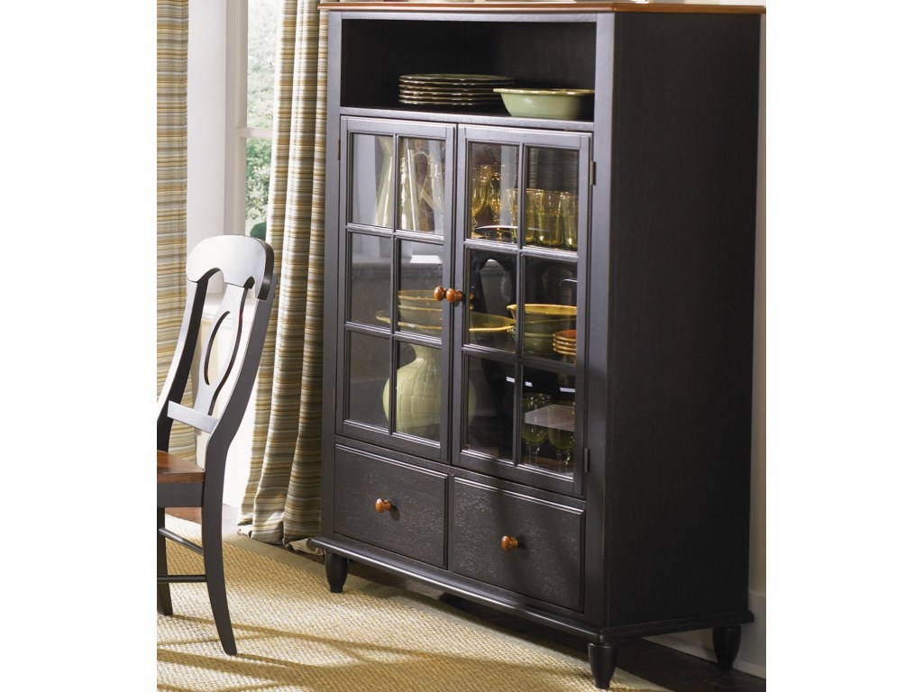 Liberty Furniture Low CountryCurio Cabinet