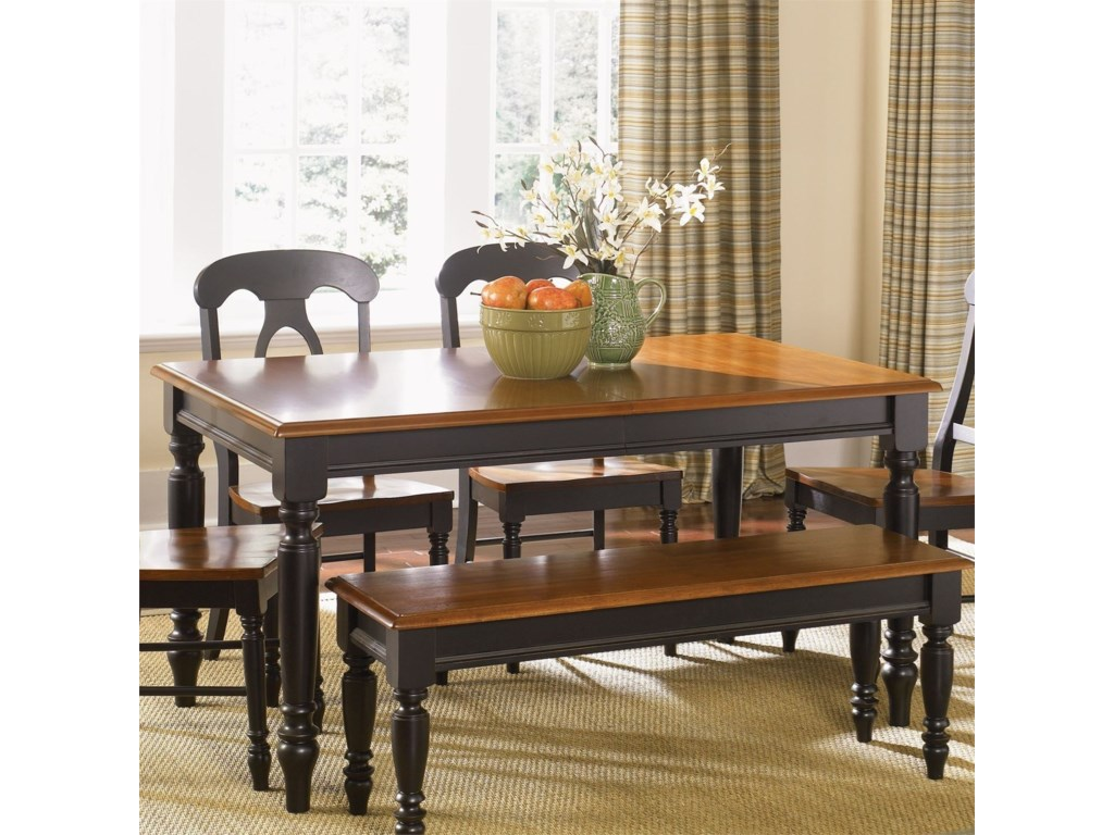 Low Country Rectangular Dining Table