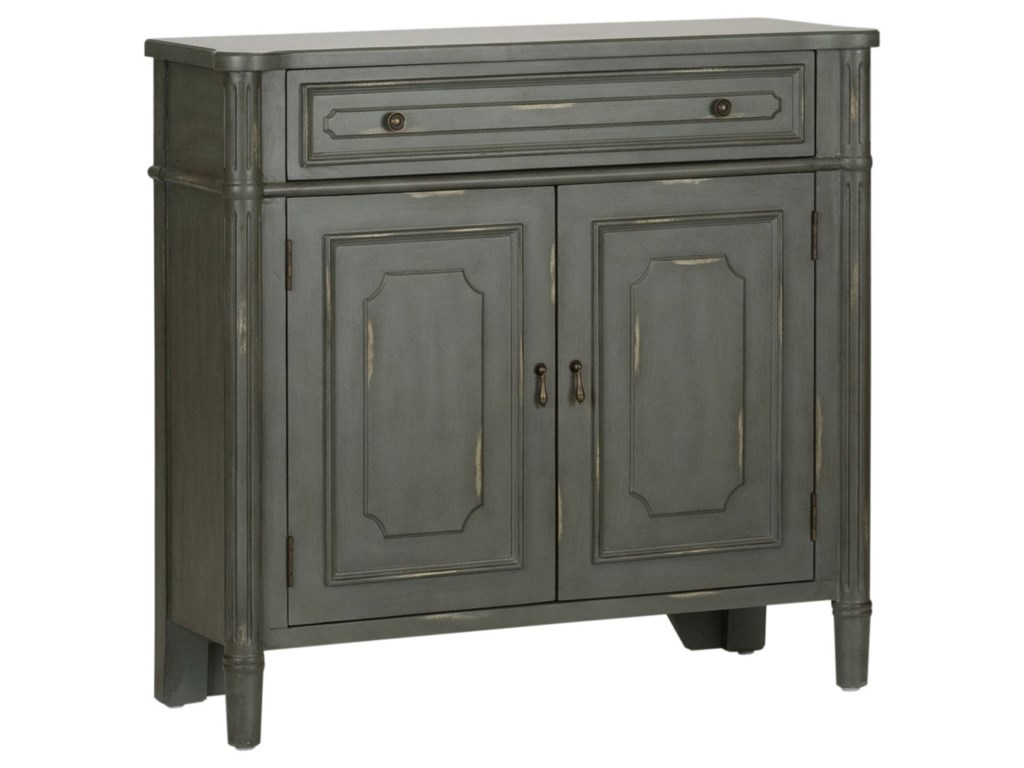 Liberty Furniture Madison Park1 Drawer 2 Door Accent Cabinet