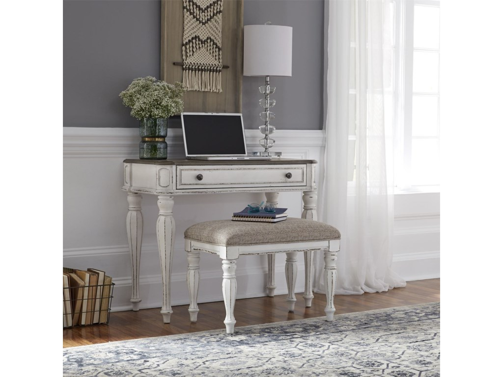 Liberty Furniture Magnolia Manor OfficeAccent Bench