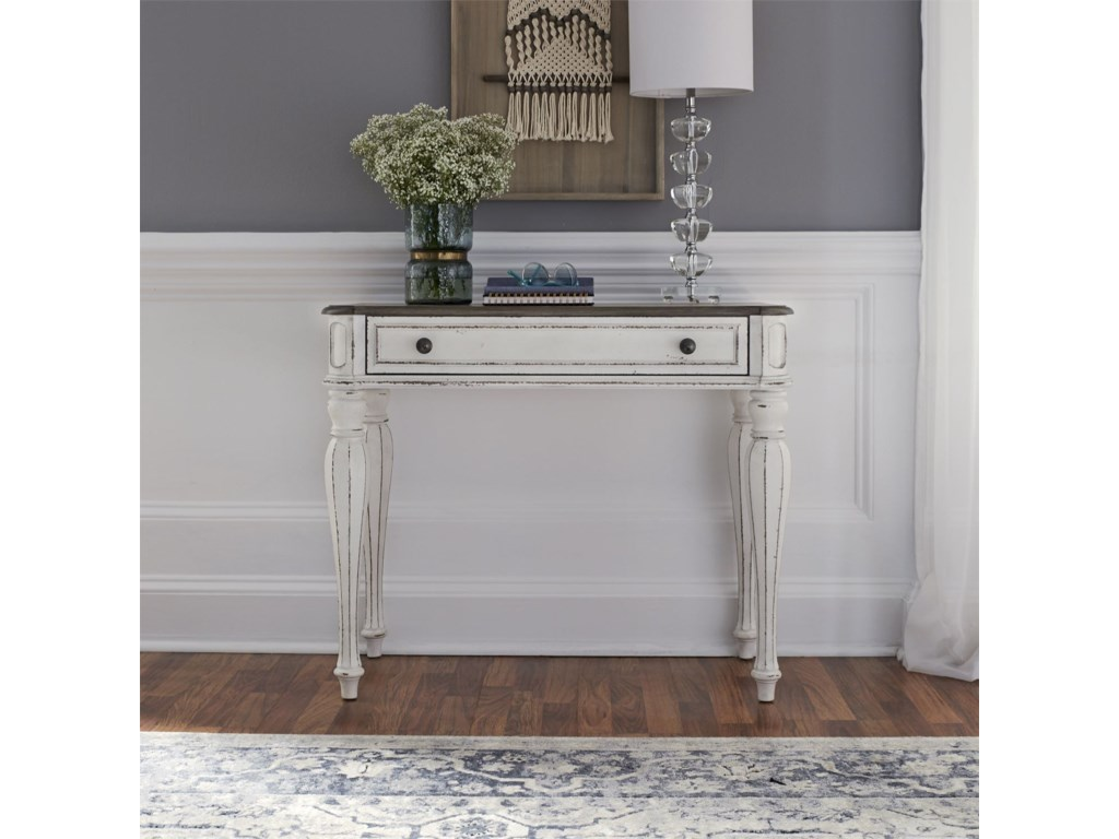 Liberty Furniture Magnolia Manor OfficeAccent Vanity Desk
