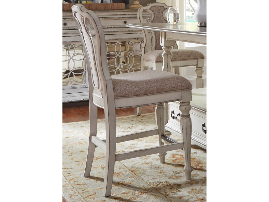 Liberty Furniture Magnolia Manor DiningCounter Height Chair