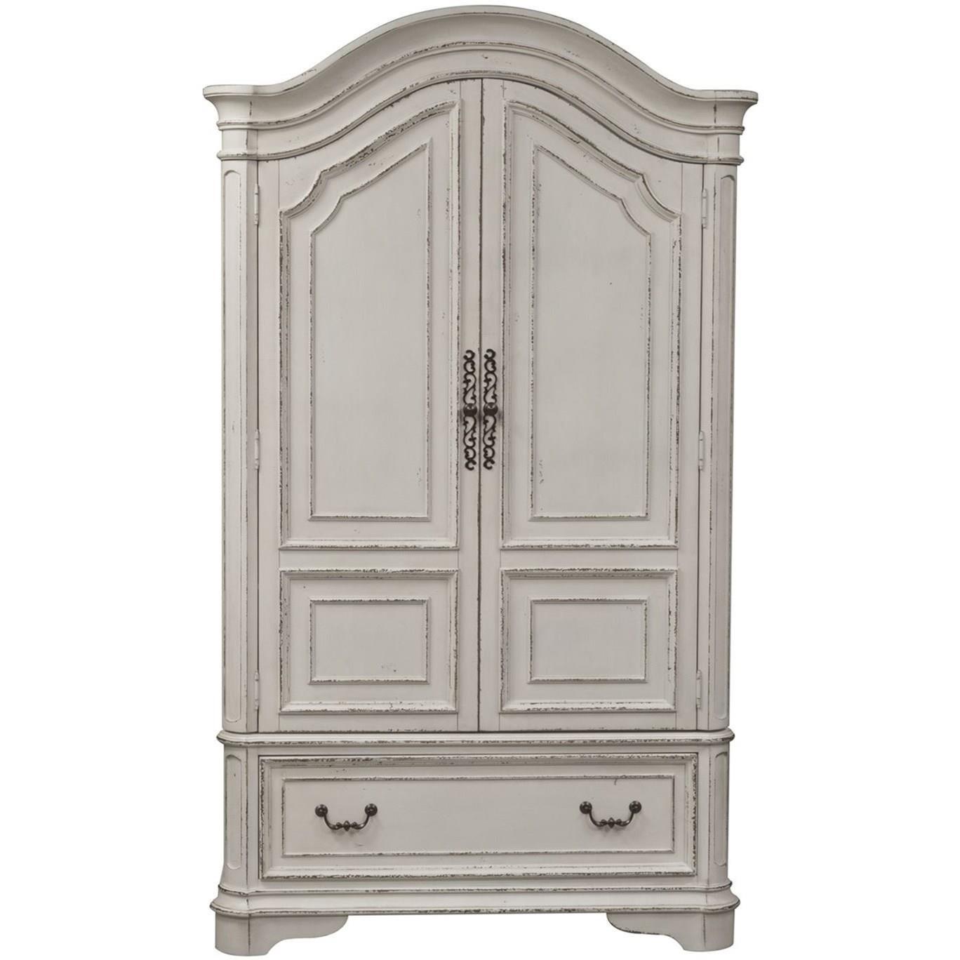 Liberty Furniture Magnolia ManorArmoire ...