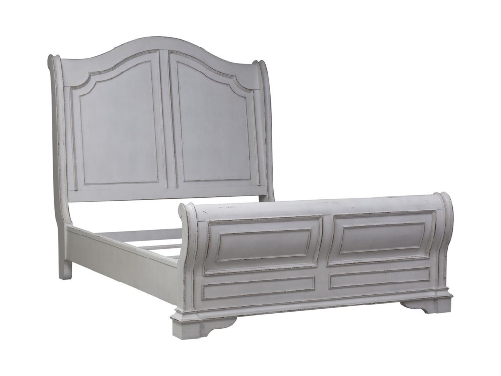Liberty Furniture Magnolia ManorQueen Sleigh Bed