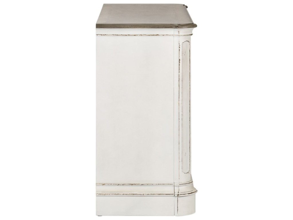 Liberty Furniture Magnolia Manor6 Drawer Dresser