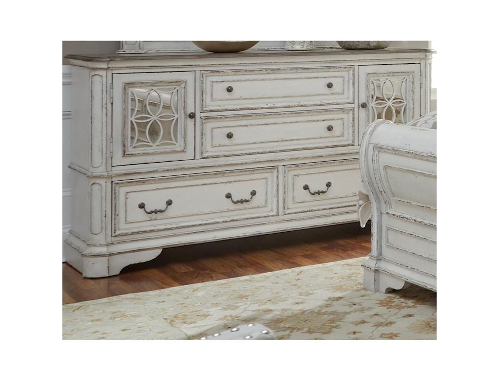Liberty Furniture Magnolia ManorDresser