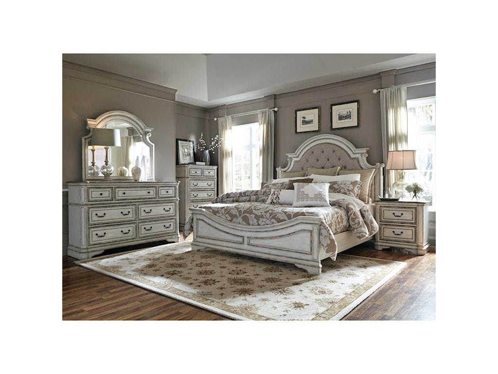 Liberty Furniture Magnolia Manor5 Drawer Chest
