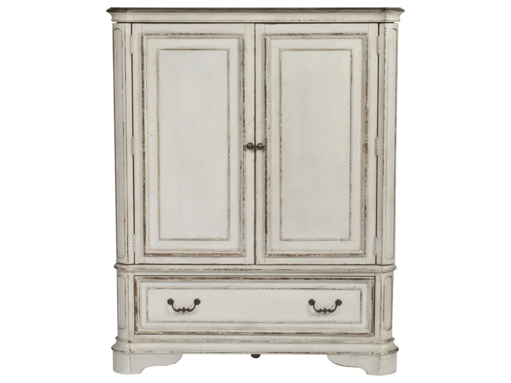 Liberty Furniture Magnolia ManorDoor Chest
