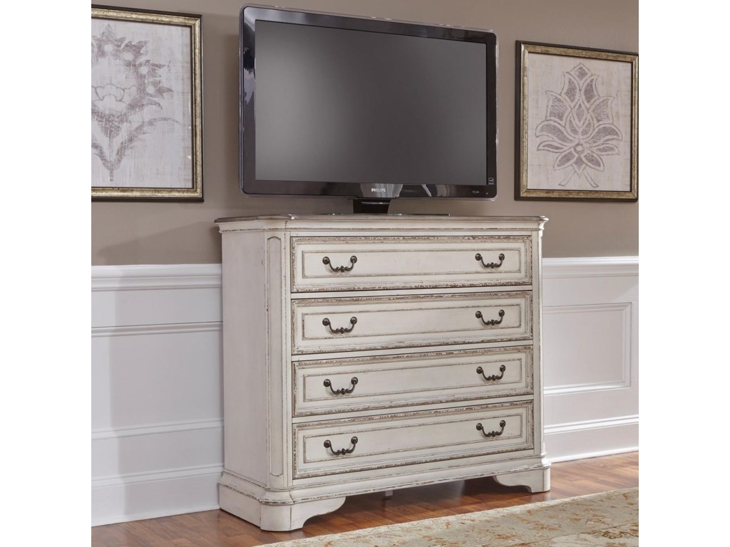 Liberty Furniture Magnolia ManorMedia Chest