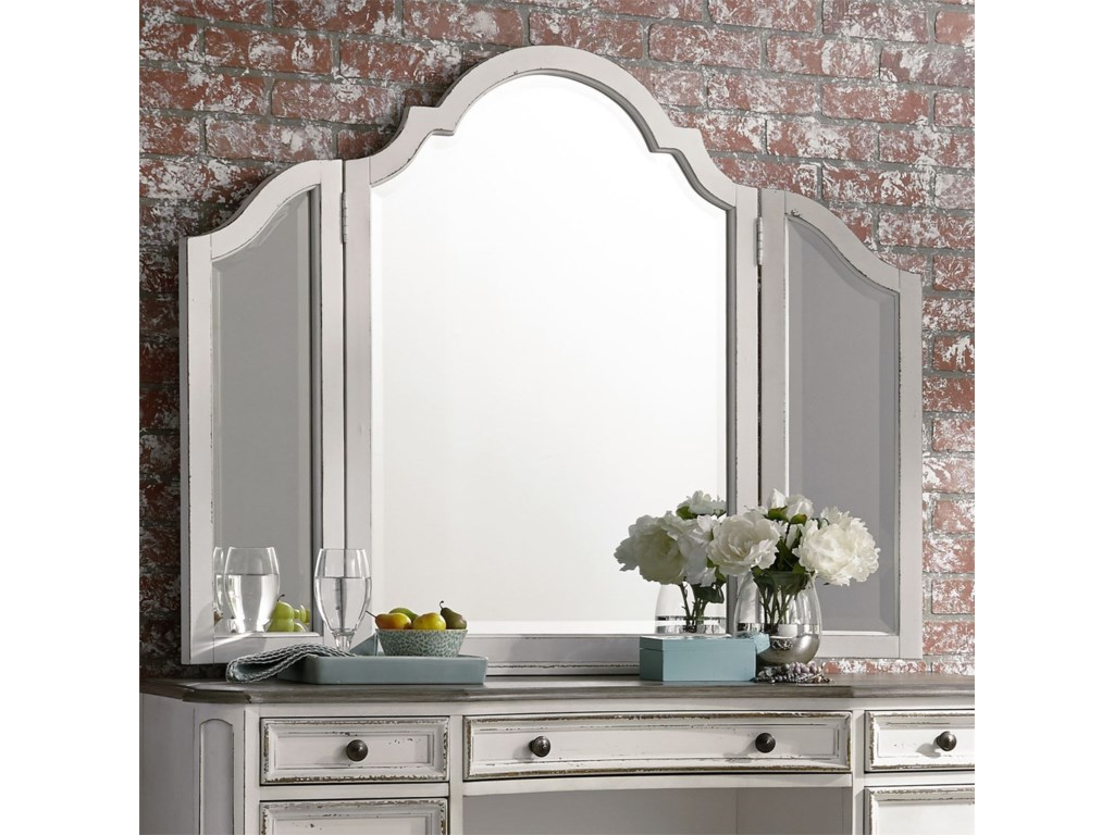 Liberty Furniture Magnolia ManorVanity Mirror