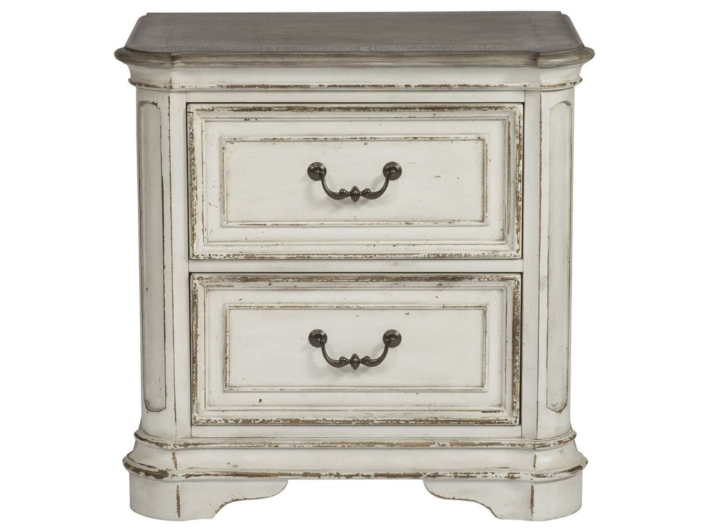 Liberty Furniture Magnolia Manor2 Drawer Night Stand
