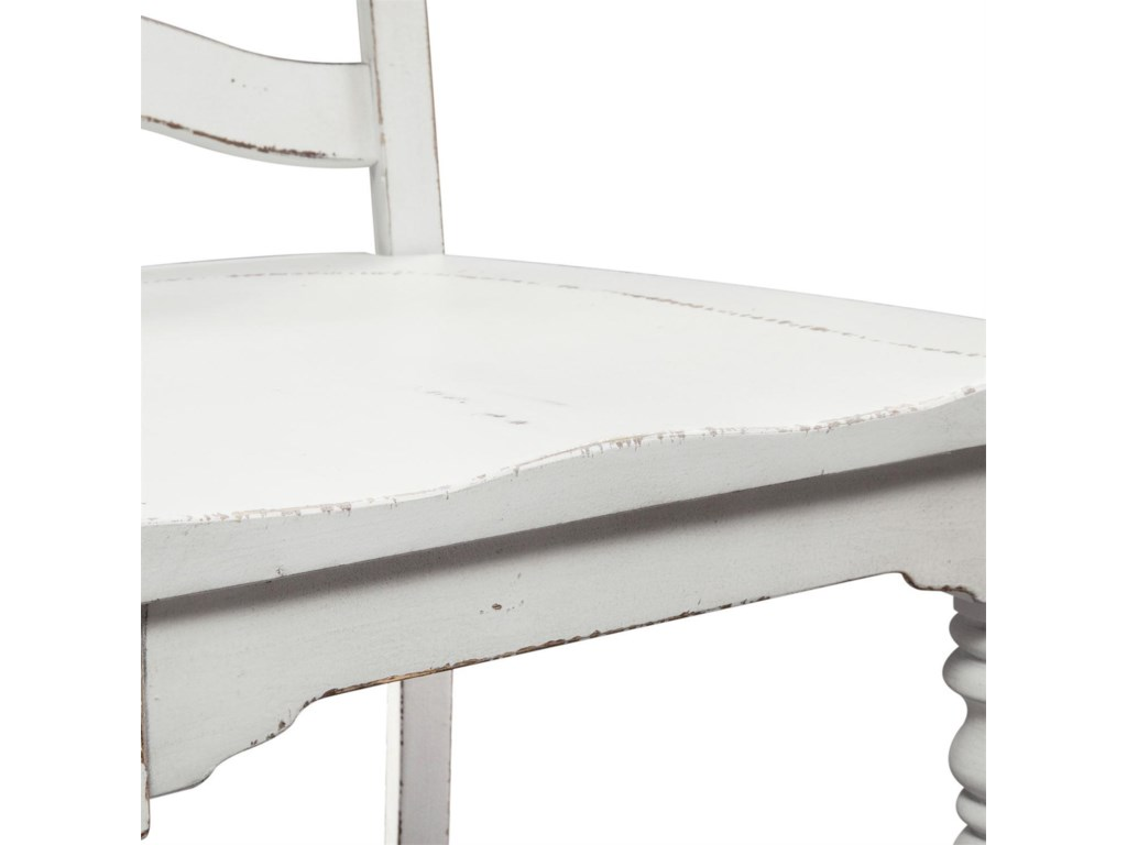Liberty Furniture Magnolia Manor DiningLadder Back Side Chair