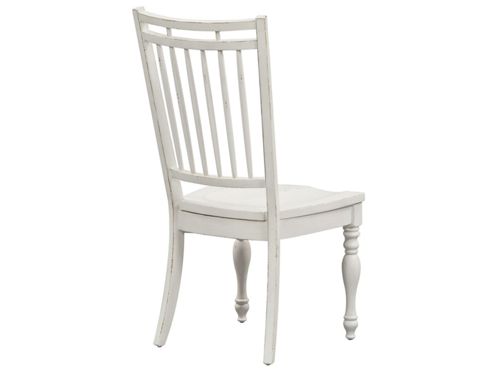 Liberty Furniture Magnolia Manor DiningSpindle Back Side Chair