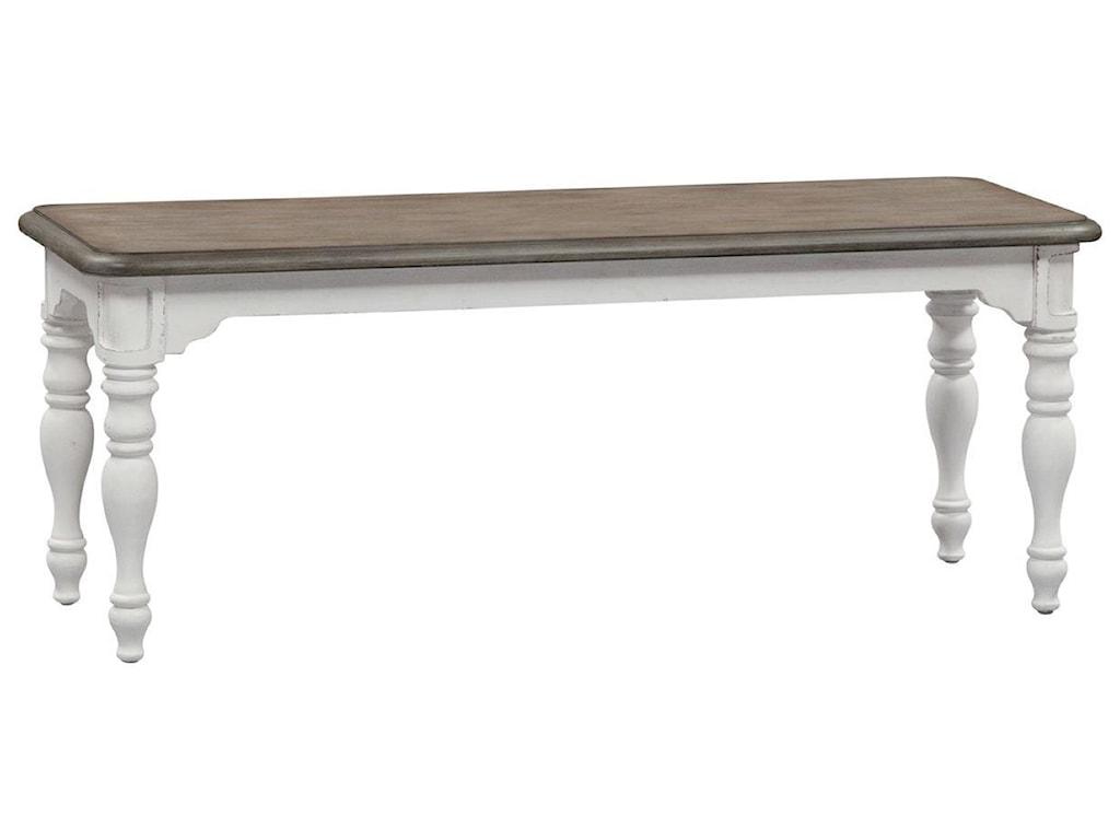 Liberty Furniture Magnolia ManorDining Bench