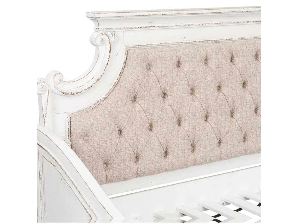 Liberty Furniture Magnolia ManorTwin Upholstered Daybed