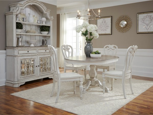 Liberty Furniture Magnolia Manor Dining Casual Room Group