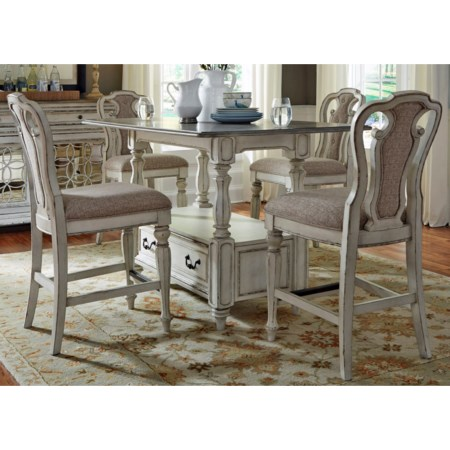 Gathering Table and Chair Set