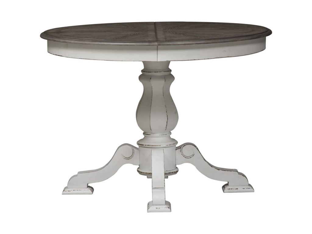 Liberty Furniture Magnolia Manor DiningPedestal Table