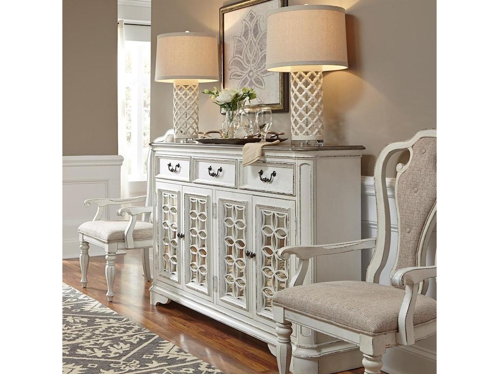 Liberty Furniture Magnolia ManorHall Buffet