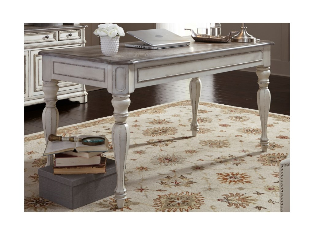 liberty furniture magnolia manor officewriting desk - Magnolia Office