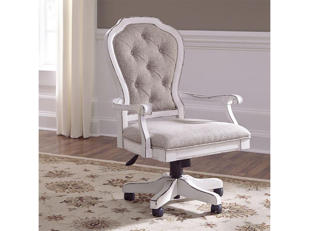 Sarah Randolph Designs Magnolia Manor OfficeExecutive Chair