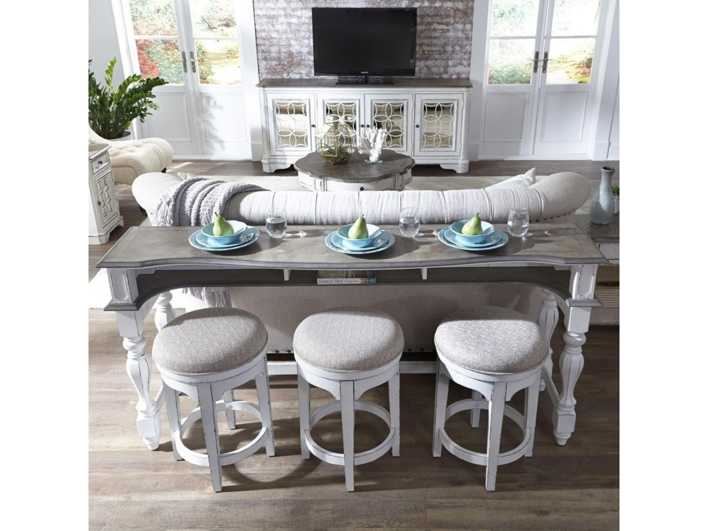 Liberty Furniture Magnolia Manor4 Piece Set
