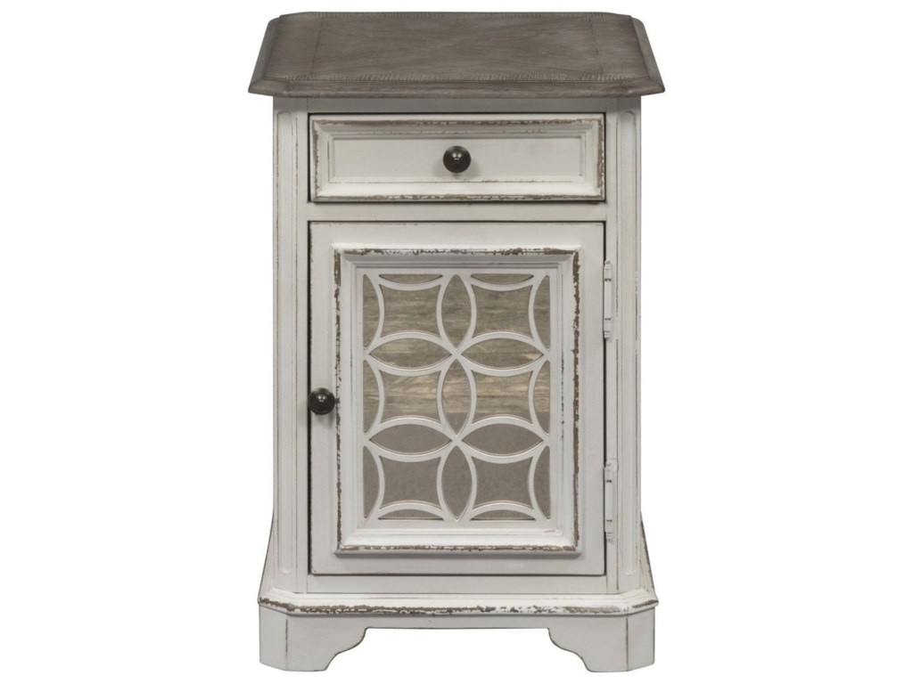 Liberty Furniture CameliaChair Side Table