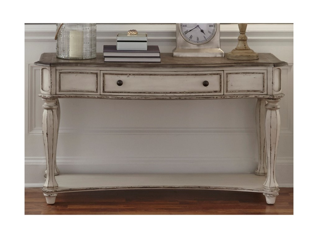 Liberty Furniture Magnolia ManorSofa Table