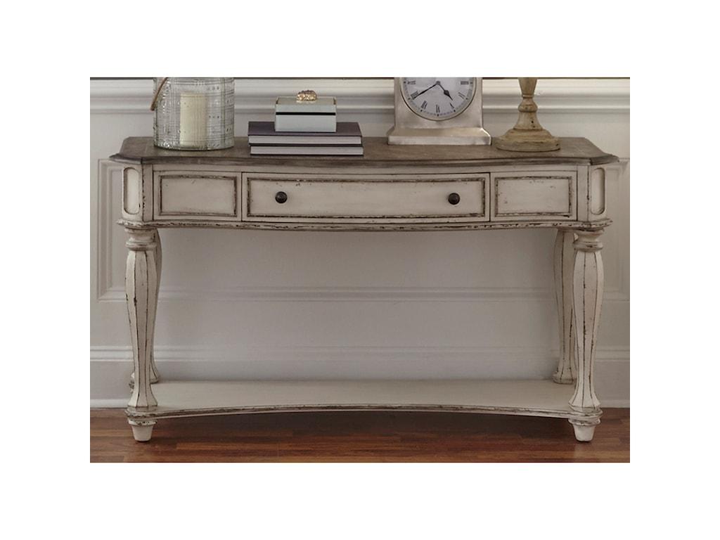 Liberty Furniture Magnolia ManorSofa Table