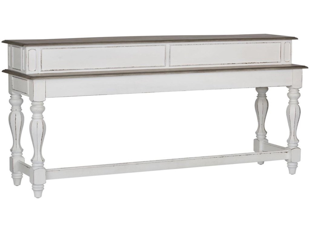 Liberty Furniture Magnolia ManorConsole Table