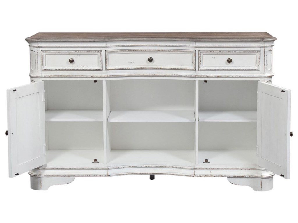 Liberty Furniture Magnolia ManorServer