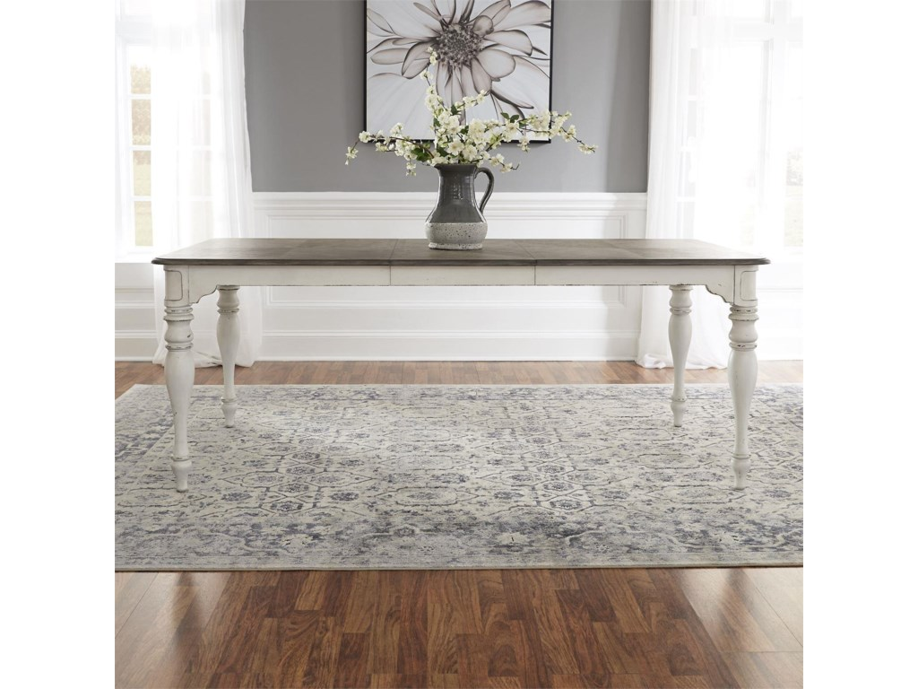 Liberty Furniture Magnolia ManorLeg Table