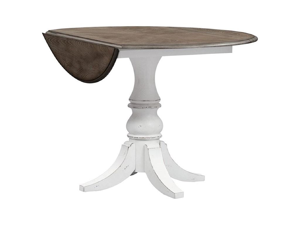 Liberty Furniture Magnolia Manor DiningDrop Leaf Table