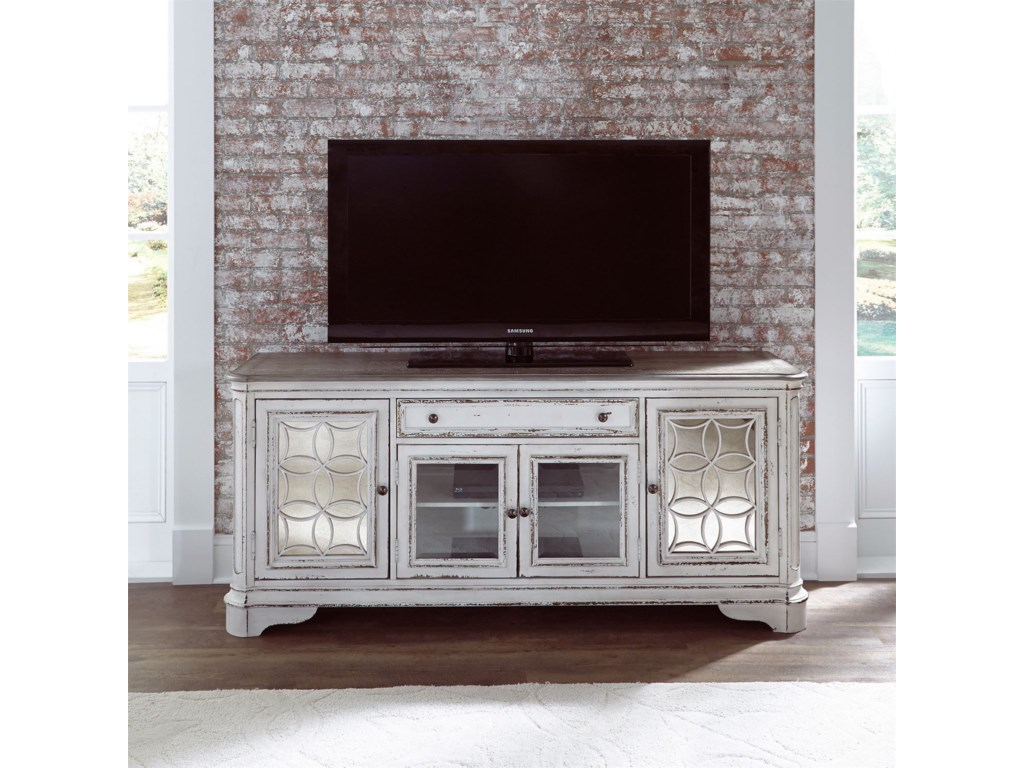 Liberty Furniture Magnolia ManorEntertainment TV Stand