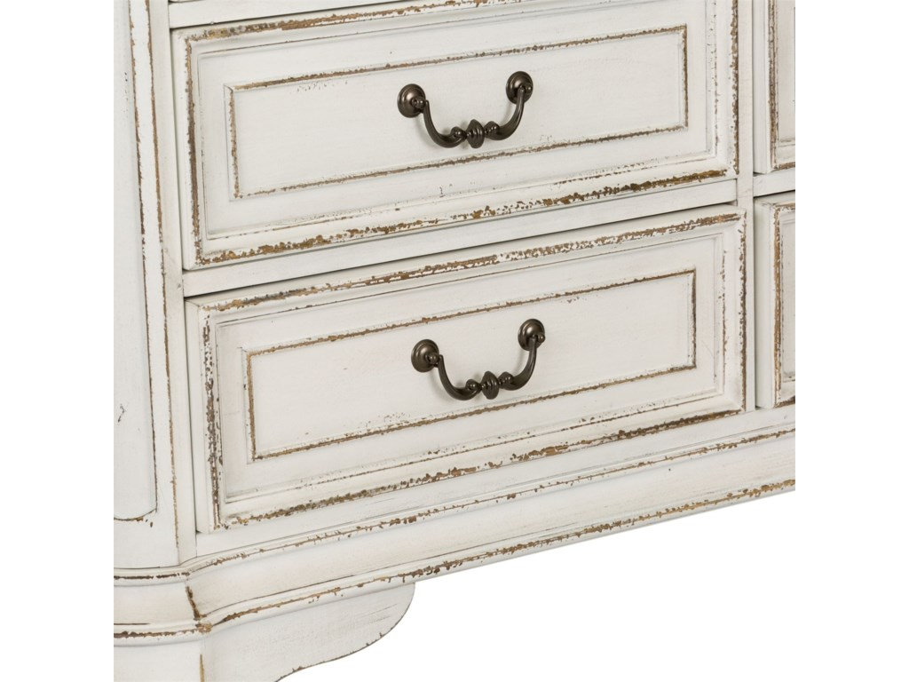 Liberty Furniture Magnolia ManorDresser and Mirror