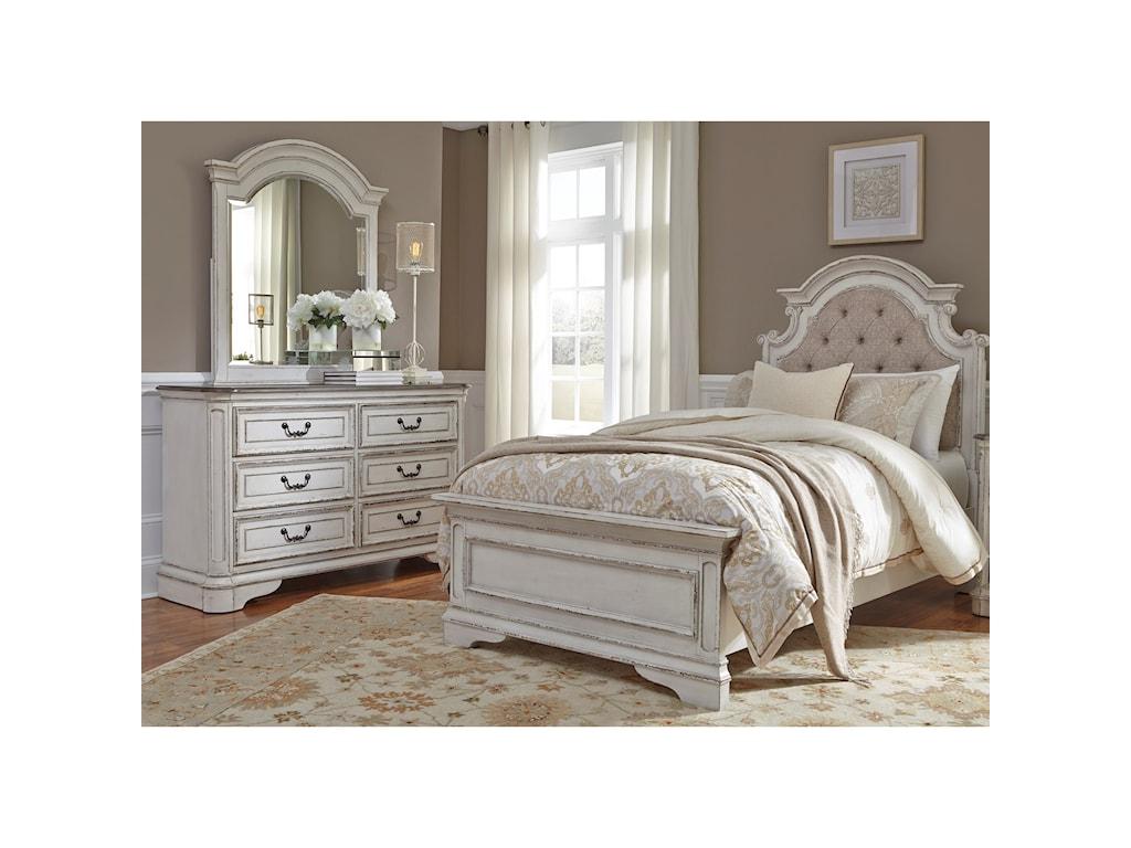 Liberty Furniture Magnolia ManorFull Bedroom Group