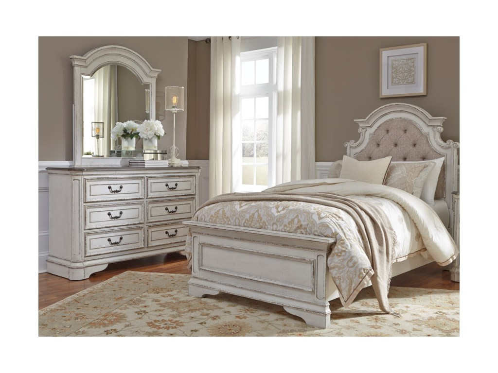 Liberty Furniture Magnolia ManorTwin Bedroom Group