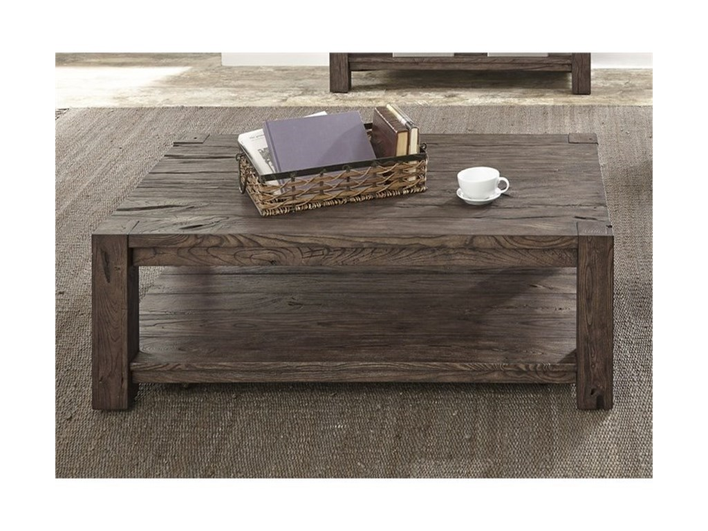 Liberty Furniture Mercer Court OccasionalCocktail Table