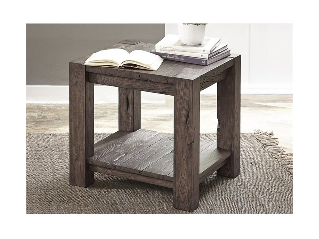 Liberty Furniture Mercer Court OccasionalEnd Table