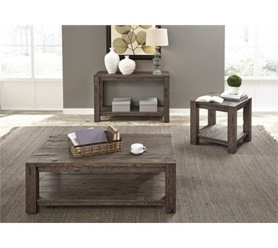 Liberty Furniture Mercer Court OccasionalSofa Table