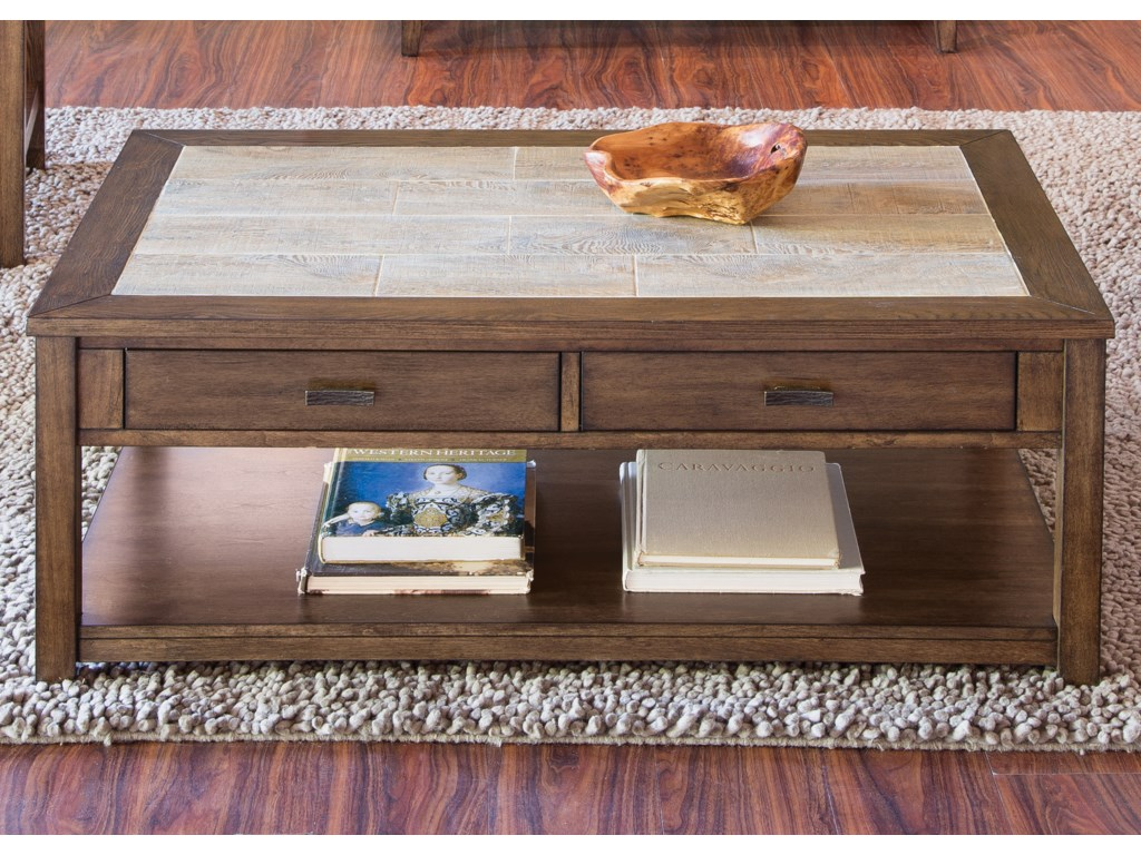 Liberty Furniture Mesa Valley Occasionaltail Table