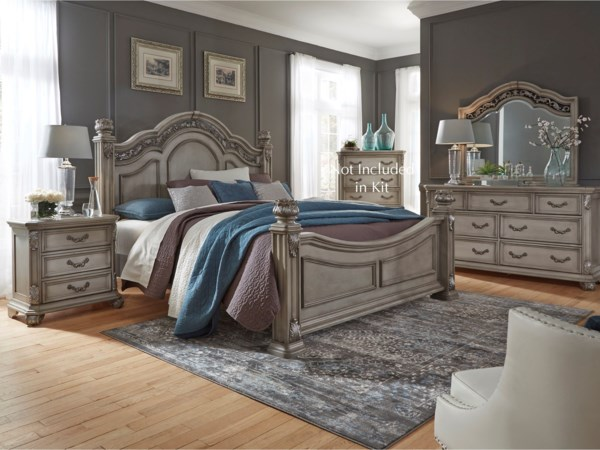A1 Furniture Madison Wi: King Bedroom Groups In Madison, WI