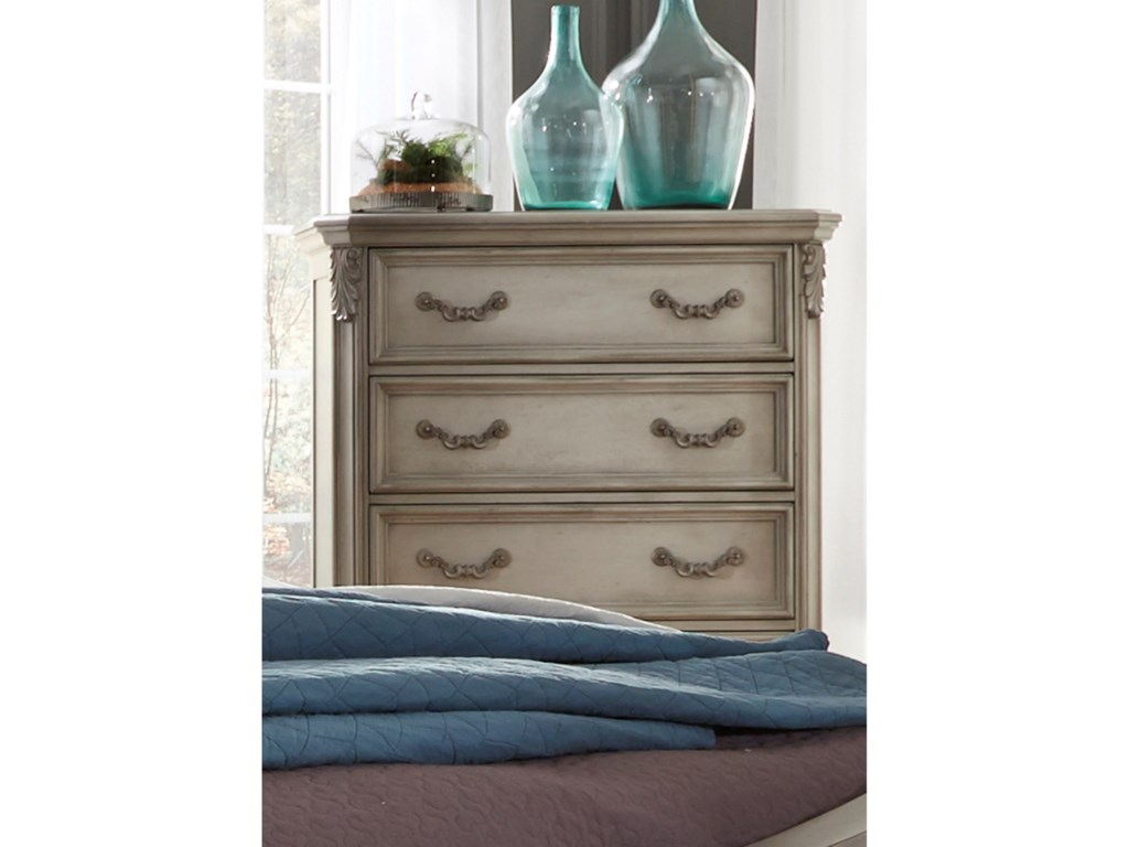 Liberty Furniture Messina Estates Bedroom5 Drawer Chest