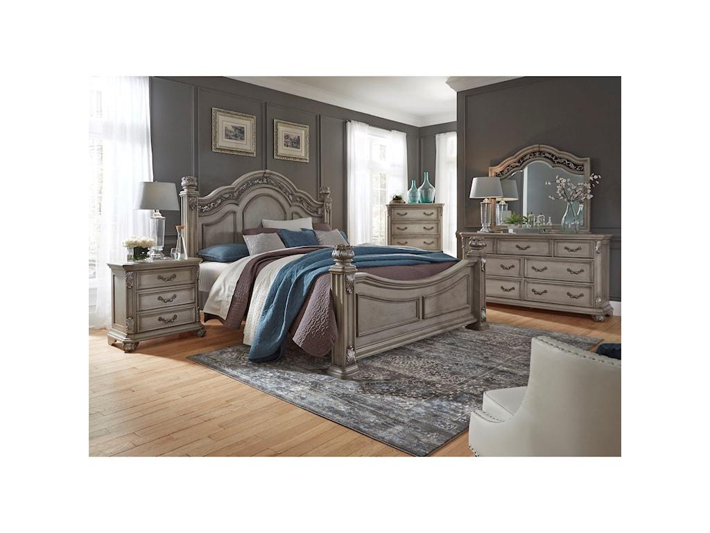Liberty Furniture Messina Estates BedroomMirror