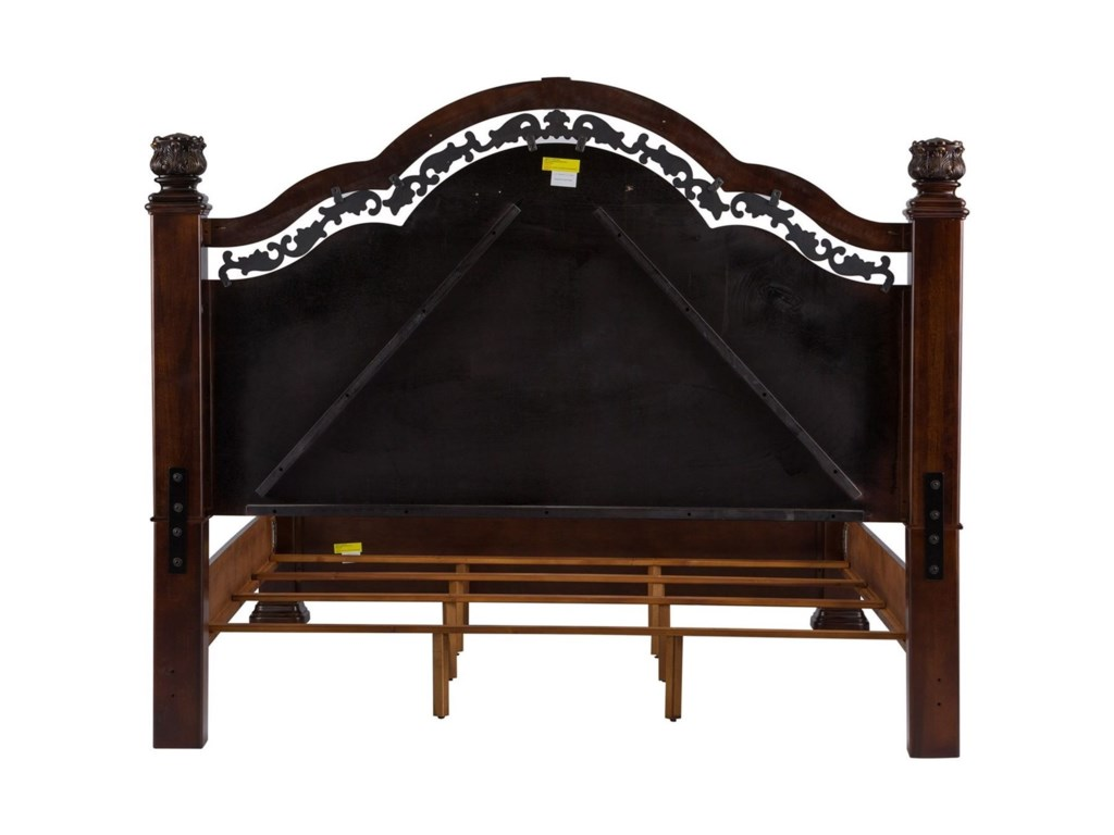 Liberty Furniture Messina EstatesQueen Poster Bed