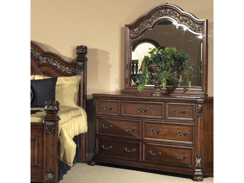 Liberty Furniture Messina Estates7 Drawer Dresser